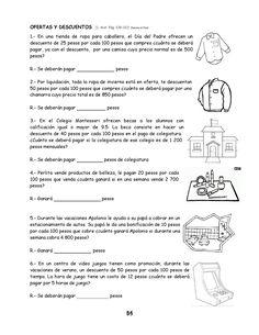 Recopilación de ejercicios matemáticos para reforzar conocimientos. Free Fraction Worksheets, Fractions Worksheets, Word Problems, Study Tips, Algebra, Mathematics, Teacher, Education, School