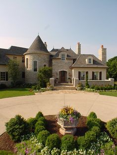 exterior french country design pictures remodel decor and ideas page 5 - French Design Homes
