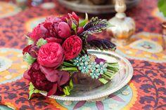 Tabletops: Magic Carpet Ride - Exquisite Weddings