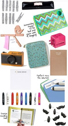 School Supplies List | The Average Girl's Guide