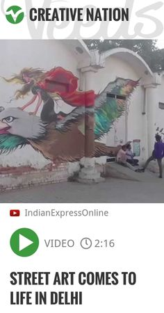 On a sunny October afternoon, shoppers, young and old alike, were seen walking around Shankar Market, a bustling upscale bazaar adjoining Connaught Place in central Delhi. As they carried themselves.. | #weekendwatch #culturewave | http://veeds.com/i/ZoMXdwYGNbMASe30/creativenation/
