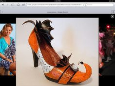 I am soooo making this shoe next year!!!!