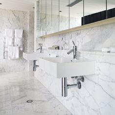 THE STAMFORD RESIDENCES AND REYNELL TERRACES, SIDNEY, AUSTRALIA | LAUFEN Bathrooms www.laufen.com