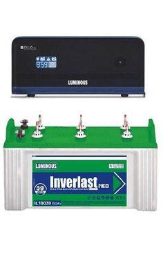 Zelio 1100 + IL 18039 150 Ah Flat Plate Battery