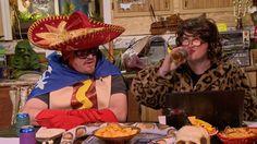 Trailer Park Boys Twitter SWEARNET @SWEARNET   New at SwearNet: Ricky and Bubbles attempt to celebrate Halloween in November! https://www.swearnet.com/shows/trailer-park-boys/seasons/13/episodes/14 … #TPBpodcast