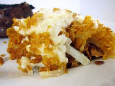 Creamy Potato Casserole (aka Football Potatoes) | Plain Chicken