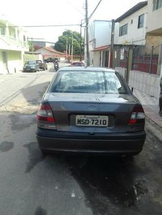 Fiesta novo - 2002