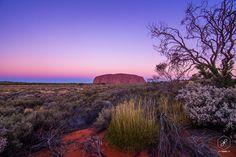 I Traveled 40,000km Around Australia And Brough Back These Stunning Photos | Uluru, NT