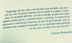 #citazione #Bukowski #libro  La bestia non si ferma