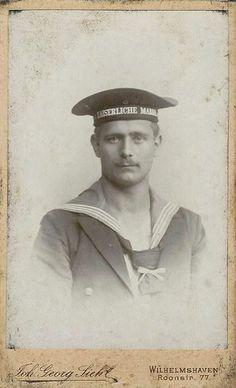 The Handsome German Sailor