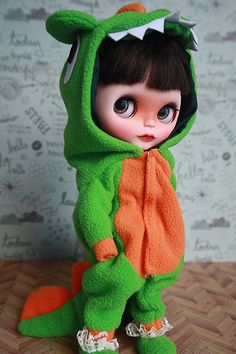 Blythe Doll ( Mia )