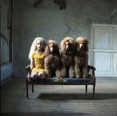 Otherworldly Portraits By Hellen Van Meene