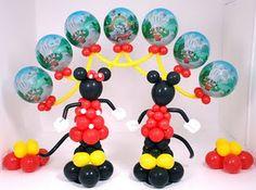 Más ideas de globos