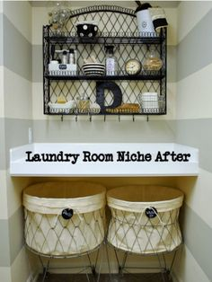 Clever Laundry Room Ideas - How to Make Laundry Day Easier - Good Housekeeping