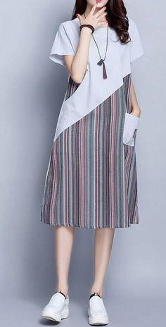 Best dress short sleeve casual for women Ideas - Trendy Dresses Cute Formal Dresses, Trendy Dresses, Simple Dresses, Nice Dresses, Casual Dresses, Fashion Dresses, Short Sleeve Dresses, Short Fitted Dress, Fashion Hashtags