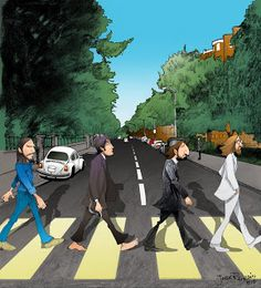 Abbey Road [Jorge Rendón Alverdi]