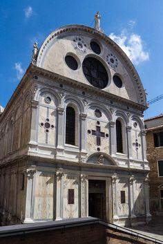 Santa Maria dei Miracoli, Venezia by cerfon, via Flickr