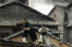 Dragon (Wu Xia, 2011). - Donnie Yen and Kara Hui. The most interesting is how the action is told. The first fight scene shows Jinxi fighting hopelessly against the robbers.