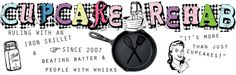 100's of ideas & recipes from Cupcake Rehab!