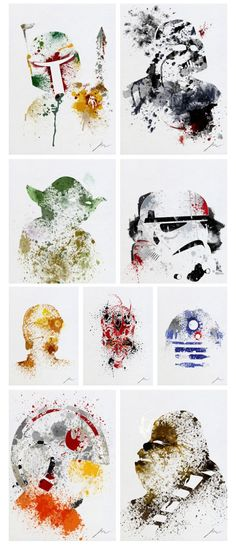 Splatter Art