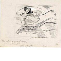 John R. Neill, Polychrome, early sketch