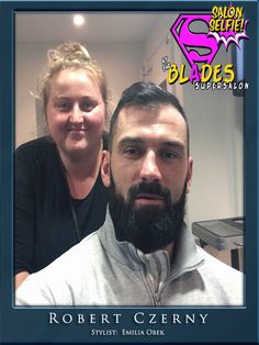 BLADES' SALON SELFIE COMPETITION Submit your entry via email to: cs@bladeshairdressing.com or by Private Message to our Facebook page. #salonselfie #salonselfies #bladessupersalon #supersalon #blades #bladeshairdressing #bladeshairdressinglimited #bladesbarbers #thebarbersbasement #ourimageislookinggood @bladesjersey #robertczerny