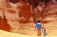 Le passioni dei papà si trasformano in idee per viaggiare
