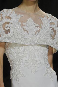 Elie Saab spring 2013 couture details