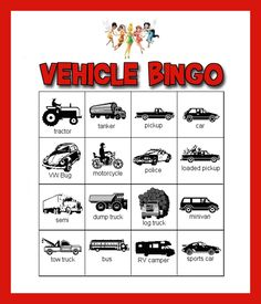 Car Bingo - Auto Bingo, and many other free printable travel games, car games and fun road trip activities for traveling with kids. Road Trip Activities, Road Trip Games, Activities For Kids, Road Trip With Kids, Family Road Trips, Travel With Kids, Disney Vacations, Disney Trips, Vacation Trips
