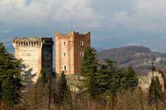 Montecchio maggiore, Vicenza, i castelli di Romeo e Giulietta immagini