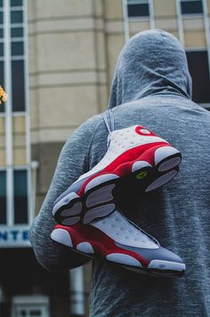 26283c0d5f2c Air Jordan 13 (xiii)  Grey Toe