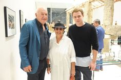 Live From Art Basel! Chance Encounters with Jonathan Anderson and Don & Mera Rubell - Daily Front Row - http://fashionweekdaily.com/live-art-basel-chance-encounters-jonathan-anderson-don-mera-rubell/