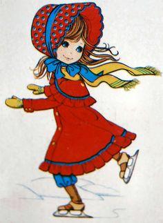 Image du blog printables - Ilustraciones infantiles antiguas ...