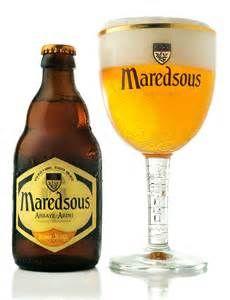 Cerveza tradicional de la Abadía Maredsous ubicada en los bosques de Ardenas (Ardennes) lindando con Luxemburgo y Francia donde los monjes benedictinos mantienen la receta original del Padre Atout.