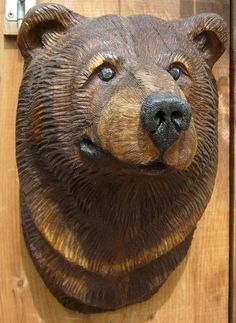 Image detail for -PeeWee's Wood Carvings NH - Chainsaw Carved and Sculpted Bears…