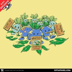 Mowing is Murder T-Shirt - Legend of Zelda T-Shirt is $11 today at Ript!