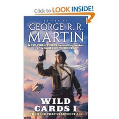 Wild Cards, edited by George R.R. Martin.  Be forewarned:  there are 21 (soon to be 22) books in this series (I've personally only finished 16 of them).  You could easily end up going down the rabbit hole...