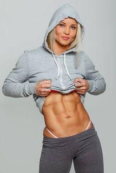 Oksana Poplavsky. Get other health and fitness tips at http://pinterest.com/actvlifeessntls/!