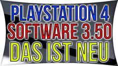 PS4 System Update 3 50 - Das ändert sich