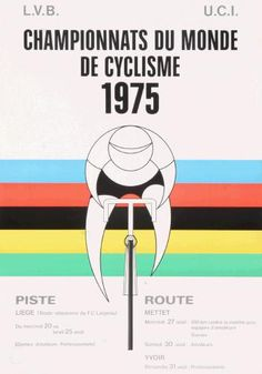 World Champs 1975 poster