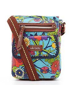 Sakroots Artist Circle Small Messenger Bag #Dillards  Totally Loving This Color!
