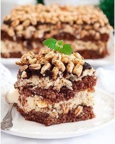 Rafaello na krakersach - I Love Bake Calzone, Tiramisu, Oreo, Cheesecake, Cooking Recipes, Sweets, Nutella, Ethnic Recipes, Country