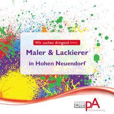 wir suchen maler und lackierer in hohen neuendorf mehr informationen gibt es auf unserer website unter ber diepa standorte velten - Bewerbung Als Maler Und Lackierer