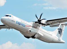 ATR72-600 Aeromar Aeromexico