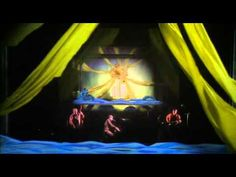 3D PROJECTION SHOW. Rime Of The Ancient Mariner - The Tiger Lillies & Mark Holthutsen (Live)