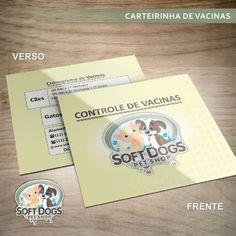 Cadernetas de Vacinação Criação e Rebrand