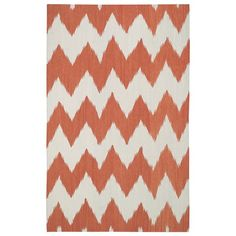 The Insignia style is a new wool, transitional rug design from Genevieve Gorder and Capel Rugs. Insignia rugs have a flat woven construction. Orange Area Rug, Orange Rugs, White Area Rug, Yellow Rug, Blue Yellow, Genevieve Gorder, Chevron Rugs, Dhurrie Rugs, Shag Rugs
