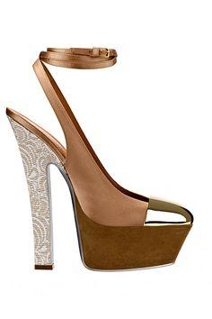 Yves Saint Laurent › Women's Shoes 2012 Spring-Summer