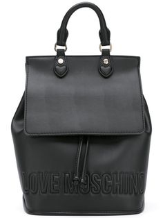 LOVE MOSCHINO . #lovemoschino #bags #leather #backpacks #