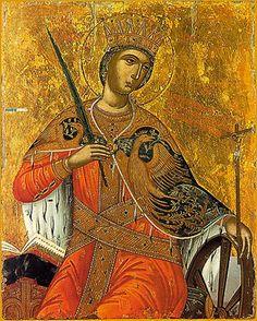 St. Katherine of Alexandria, my patron saint